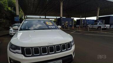 Mulher é feita refém dentro do próprio carro por 8 horas - Ela ainda foi obrigada a dirigir de Maringá a Foz do Iguaçu