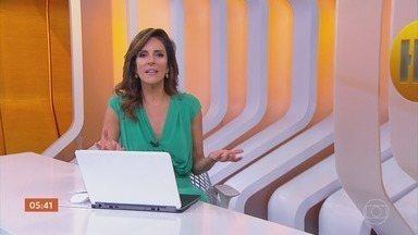 Hora 1 - Edição de quinta-feira, 01/03/2018 - Os assuntos mais importantes do Brasil e do mundo, com apresentação de Monalisa Perrone
