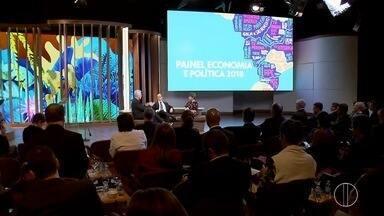 Executivos de emissoras que fazem parte de toda rede Globo se reúnem em São Paulo - Eles se reuniram para debater sobre os desafios da comunicação no Brasil.