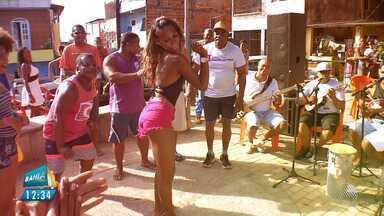 Samba no Largo do Coroado é um dos destaques da Agenda Cultural do fim de semana - Há eventos para todos os gostos e tamanhos de bolsos; confira.