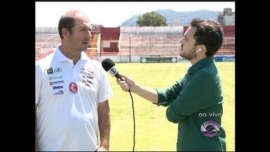 Inter-SM estreia na Divisão de Acesso neste domingo - Essa é a hora de fazer os últimos ajustes.