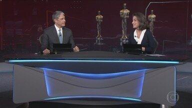 Jornal Nacional - Íntegra 02 Março 2018 - As principais notícias do Brasil e do mundo, com apresentação de William Bonner e Renata Vasconcellos.