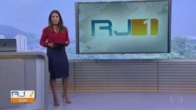RJ1 - Íntegra 03 Março 2018 - O telejornal, apresentado por Mariana Gross, exibe as principais notícias do Rio, com prestação de serviço e previsão do tempo.