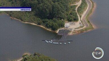 Interligação das represas do Jaguari e Atibainha é inaugurada - Sistema prevê o reforço no abastecimento da capital.