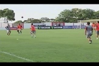 Patrocinense foca na vaga das quartas de final em jogo contra Uberlândia pelo Mineiro - Equipe de Patrocínio venceu duas partidas seguidas e se livrou do risco de rebaixamento.