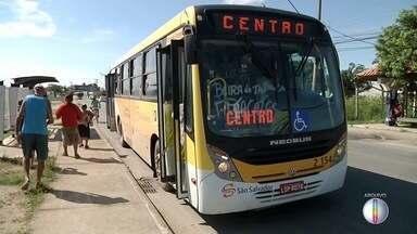Consórcio Planície assume transporte público de Campos, RJ, a partir desta segunda - Assista a seguir.
