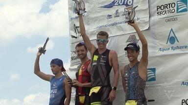 27º Triathlon Internacional agita Santos - Evento tomou conta das ruas e praias da cidade no último fim de semana.