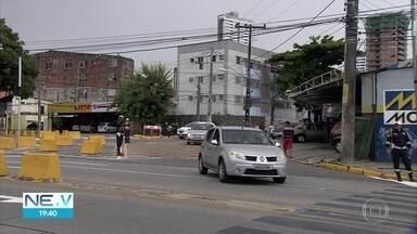 Mudança de trânsito na Avenida Norte altera acesso a bairros - De acordo com a CTTU, a ideia é diminuir os congestionamentos.
