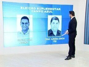 Eleitores de Campo Azul e Santa Cruz de Salinas voltam às urnas e escolhem prefeito e vice - Votação será entre às 08hs e 17hs.