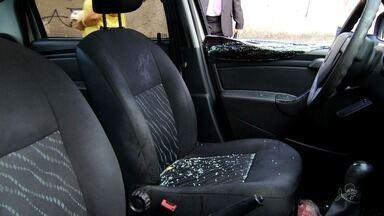 Professora é baleada durante abordagem policial - Caso aconteceu no Bairro Vila Peri.