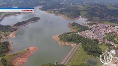 Governo de São Paulo inaugura interligação entre represas do Jaguari e Atibainha - Com obra concluída, bacia do rio Paraíba do Sul passa a poder fornecer água para sistema Cantareira.