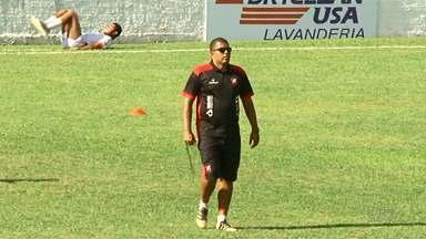 Batel treina para mais uma partida da segundona - Equipe joga em casa nesse domingo