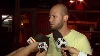 Luiz Henrique Ferreira Romão, o Macarrão, deixa penitenciária em Pará de Minas - Ele vai passar a cumprir em casa a pena pela participação no assassinato da modelo Eliza Samúdio.