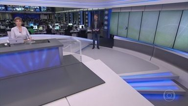 Jornal da Globo – Edição de Segunda-feira, 05/03/2018 - As notícias do dia com a análise de comentaristas, espaço para a crônica e opinião.