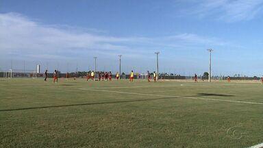 CRB se prepara para jogo contra o Santa Cruz pela Copa Nordeste - Jogadores estão confiantes.