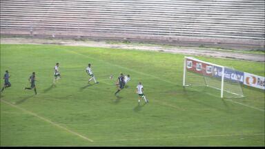 Serrano-PB vence o CSP no jogo de ida da repescagem para as semifinais do Paraibano - No Amigão, Lobo da Serra faz 1 a 0 e joga por empate na partida de volta, na próxima semana.