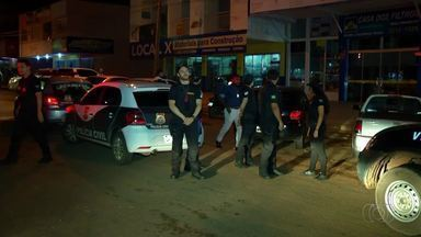 Bares são interditados durante operação da Prefeitura e Polícia Civil em Palmas - Bares são interditados durante operação da Prefeitura e Polícia Civil em Palmas