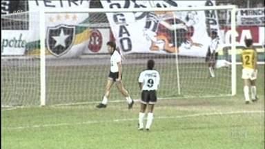 Relembre algumas goleadas do Botafogo em cima do Volta Redonda - As equipes se enfentam pela Taça Rio 2018.