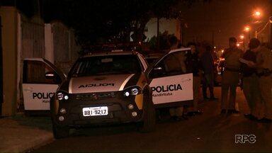 Escrivão aposentado troca tiros com a Polícia Militar - Situação foi ontem à noite, em São José dos Pinhais.