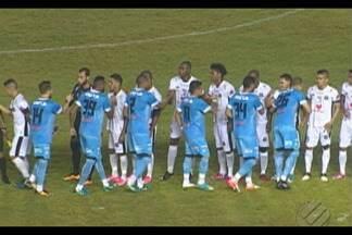 Paysandu vence Santos-AP na Copa Verde - Equipe paraense conquista vitória por 3 a 2, no Estádio Zerão, e abre vantagem nas quartas de final da competição regional