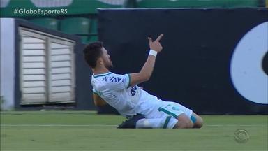 Internacional acerta contratação do jogador Rossi, ex-Chapecoense - Assista ao vídeo.