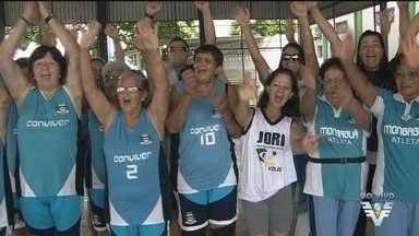 Jogos Regionais do Idoso vão até domingo - Mais de 2.500 idosos de 29 cidades seguem em competição no Jori, sediado neste ano em São Vicente.