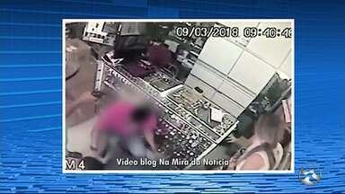 Bandidos roubam loja de joias em Caruaru - Proprietário da loja recuperou objetos roubados