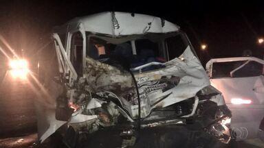 Duas pessoas morrem em acidentes nas estradas do Tocantins - Duas pessoas morrem em acidentes nas estradas do Tocantins