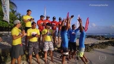 Nas ondas de Barbados - bloco 02 - Nas ondas de Barbados - bloco 02