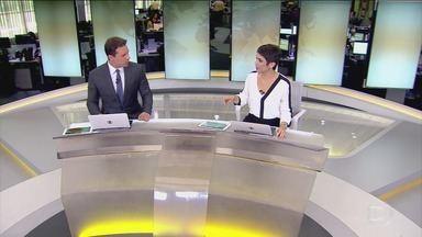 Jornal Hoje - Íntegra 12 Março 2018 - Os destaques do dia no Brasil e no mundo, com apresentação de Sandra Annenberg e Dony De Nuccio