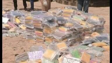 Justiça de Cabo Verde julga três brasileiros por tráfico internacional de drogas - Eles estão presos há sete meses. Uma investigação no Brasil mostra que eles são inocentes.