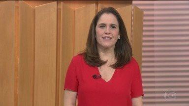Bom Dia Brasil - Íntegra 14 Março 2018 - O telejornal, com apresentação de Chico Pinheiro e Ana Paula Araújo, exibe as primeiras notícias do dia no Brasil e no mundo e repercute os fatos mais relevantes.
