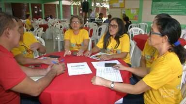 Professores e gestores de Educação realizam conferência na região dos Cocais - Conferências intermunicipais são uma preparação para a estadual que ocorre em São Luís na próxima semana.