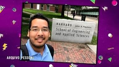 Conheça jovem que desenvolveu um projeto com drones em Harvard - Acompanhe a história do Matheus, um jovem que começou a vida na escola pública e foi convidado para trabalhar na NASA