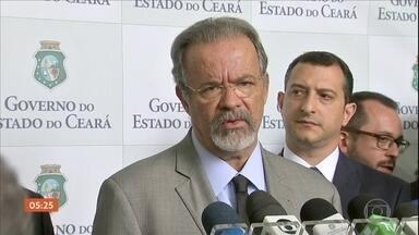 Ministério da Segurança Pública quer criar centros de inteligência para combater crimes - As unidades serão integradas a uma central nacional em Brasília. A primeira unidade foi lançada em Fortaleza.