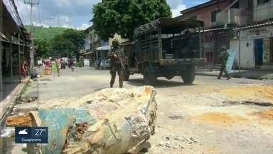 Intevenção federal no Rio completa um mês - Os primeiros trinta dias foram marcados pelo plenejamento, mudanças administrativas e ações isoladas do exército em comunidades