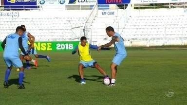 Confira os destaques do esporte deste sábado (17) - Veja como está a preparação dos times do Cariri.