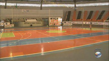 Taça EPTV de Futsal começa neste sábado (17), em Araras, SP - A atual campeã é a equipe de Santa Cruz das Palmeiras.