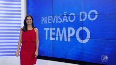 Confira a previsão do tempo para este fim de semana em Salvador. - Calor e altas temperaturas marcaram a tarde de sábado (17), na capital baiana.
