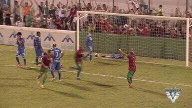 Portuguesa Santista joga contra Desportivo Brasil - Disputa acontece pelo Campeonato Paulista da Série A-3
