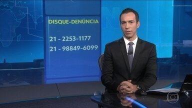 Disque-denúncia recebe informações sobre a morte de Marielle Franco e Anderson Gomes - Quem tiver qualquer informação sobre o caso pode ligar para o disque-denúncia.