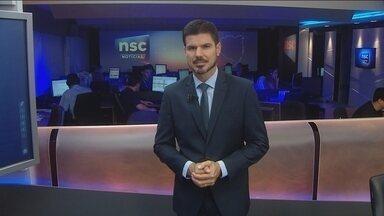 Confira os destaques do NSC Notícias desta segunda-feira (19) - Confira os destaques do NSC Notícias desta segunda-feira (19)