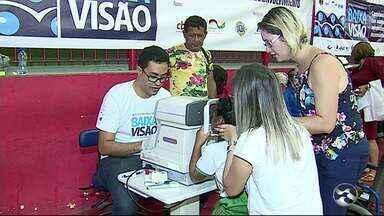 Projeto Baixa Visão inicia em Caruaru - Projeto segue até a próxima quinta-feira (22)