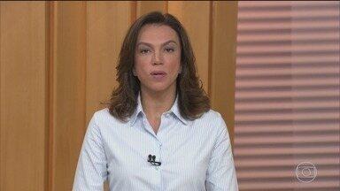 Bom Dia Brasil - Íntegra 20 Março 2018 - O telejornal, com apresentação de Chico Pinheiro e Ana Paula Araújo, exibe as primeiras notícias do dia no Brasil e no mundo e repercute os fatos mais relevantes.