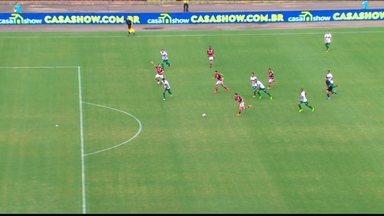 Flamengo 4 x 0 Portuguesa-RJ