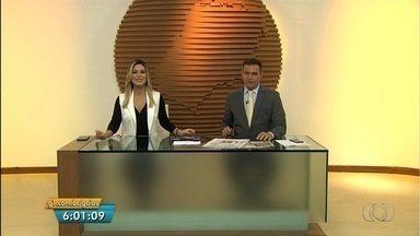 Veja o que é destaque no Bom Dia Goiás desta quinta-feira (22) - Entre os principais assuntos está a prisão do bispo da diocese de Formosa.