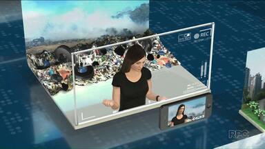 Moradores do Noroeste podem dizer o que querem para o país - Veja as instruções de como gravar o seu vídeo.