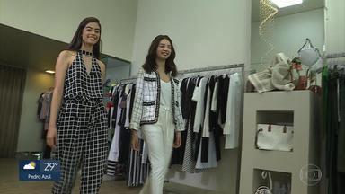 Banho de loja: Conheça as tendências da moda xadrês - Estilo vai do urbano ao clássico