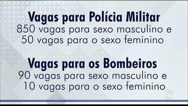 Edital do concurso da Polícia Militar e Corpo de Bombeiros da PB é modificado - Aditivo publicado no Diário Oficial da Paraíba retirou disciplinas de língua estrangeira do programa.