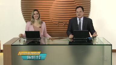 Veja os destaques do Bom Dia Tocantins desta terça-feira (27) - Veja os destaques do Bom Dia Tocantins desta terça-feira (27)